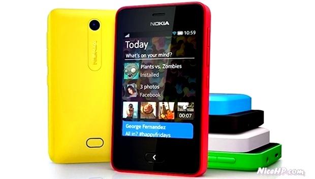 Spesifikasi dan Harga Nokia Asha 503