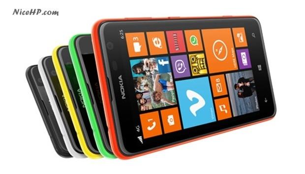 Spesifikasi dan Harga Nokia Lumia 625