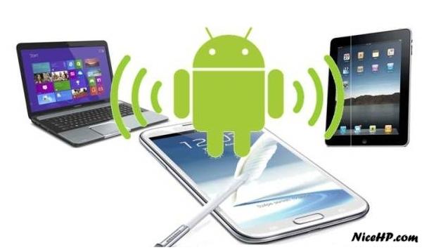Cara Mengaktifkan Wifi Hotspot (Tethering) Pada Android