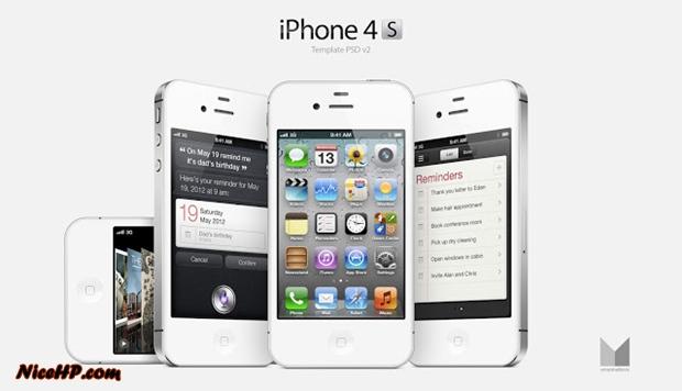 Spesifikasi dan Harga Apple iPhone 4S
