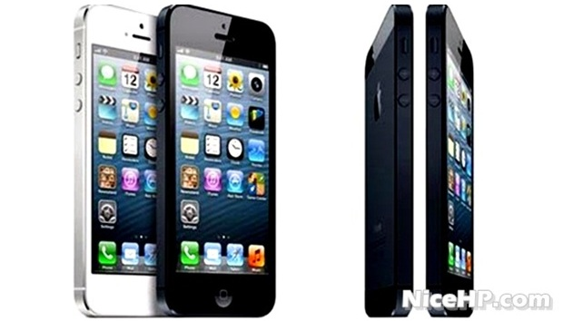 Spesifikasi dan Harga Apple iPhone 5 (16/32/64 GB)