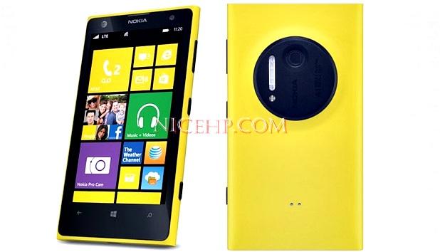 Spesifikasi dan Harga Nokia Lumia 1020 Kamera 41 MP