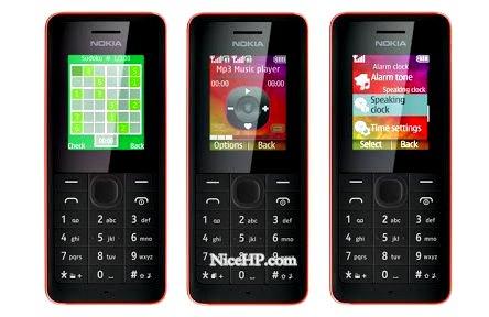 Harga dan Spesifikasi Nokia 107
