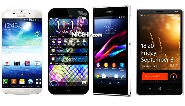 Inilah Smartphone Yang Paling Ditunggu Di Tahun 2014