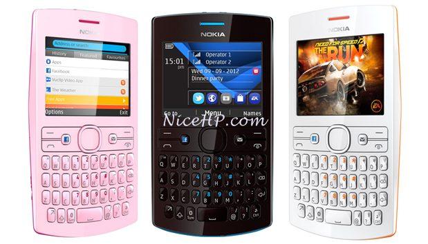 Harga dan Spesifikasi Nokia Asha 205 Single dan Dual SIM