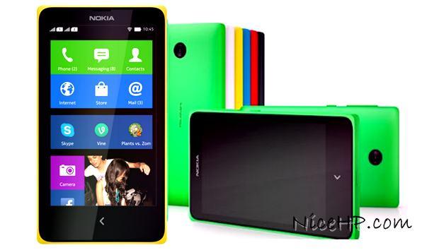 Harga dan Spesifikasi Nokia X