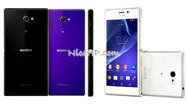 Harga dan Spesifikasi Sony Xperia M2