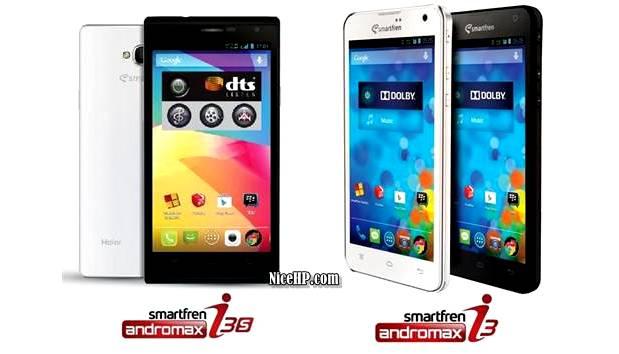 Harga Smartfren Andromax i3 dan i3S Spesifikasi