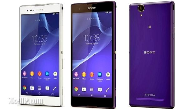 Harga Sony Xperia T2 Ultra Spesifikasi Lengkap