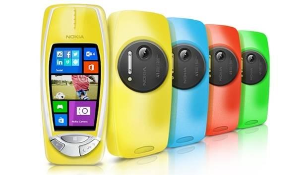 Nokia 3310 Lahir Kembali Dengan Kamera 41 MP