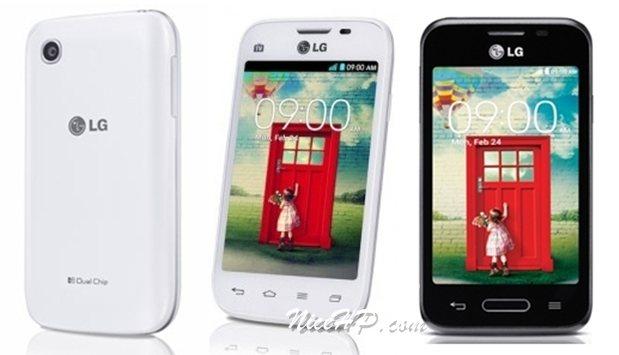 Harga LG L40 Dual Spesifikasi Android KitKat