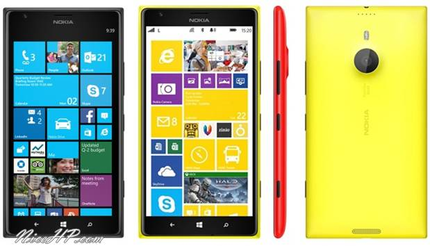 Harga Nokia Lumia 1520 Spesifikasi Terbaru