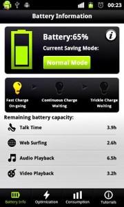 Aplikasi Easy Baterry Saver
