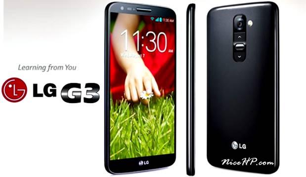 Review LG G3 – Harga dan Spesifikasi Terbaru 2014