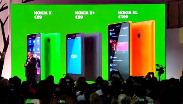 Review Nokia X, X+, XL – Kelebihan Dan Kekurangan