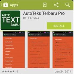 AutoTeks Terbaru Pro