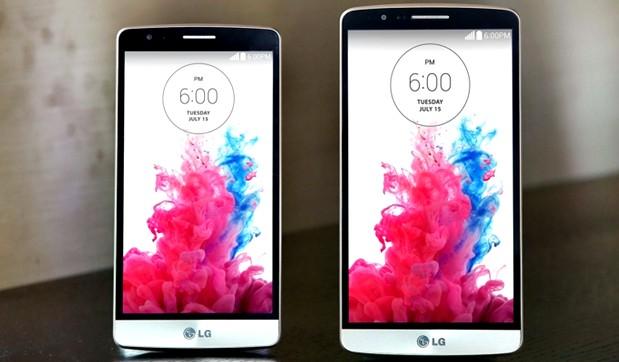 LG G3 S (LG G3 Beat)