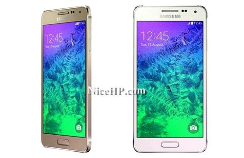 Harga Samsung Galaxy Alpha dan Spesifikasi Terbaru