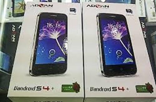 Advan S4+