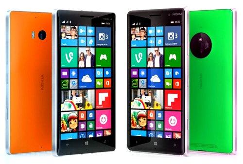 Harga Nokia Lumia 830, Spesifikasi Windows Phone 8.1