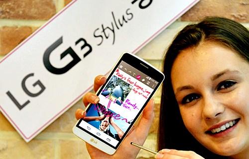 LG G3 Stylus, Harga Dan Spesifikasi Android Layar Besar