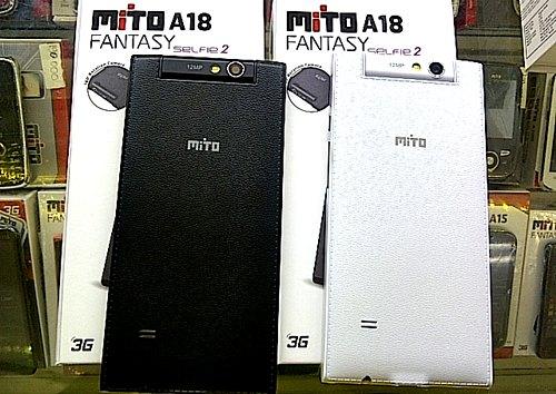 Harga Mito A18 Dan Spesifikasi (Mito Fantasy Selfie 2)