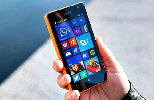 Harga Lumia 430