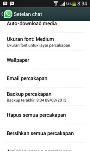 Cara instal 2 whatsapp di android 1