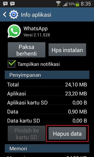 Cara instal 2 whatsapp di android 2