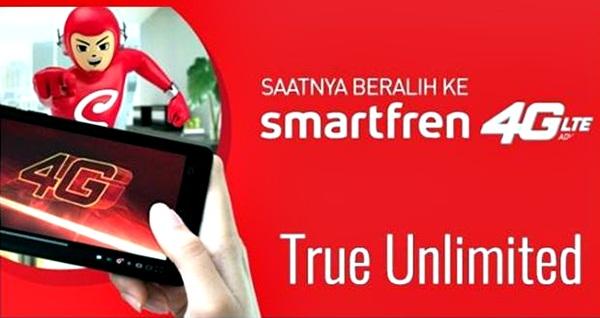 Cara Aktifkan Kartu Smartfren 4G LTE di HP GSM