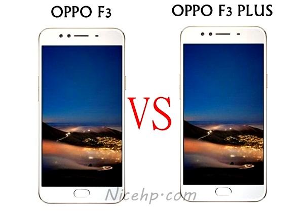 Perbedaan Spesifikasi Harga Oppo F3 Vs Oppo F3 Plus