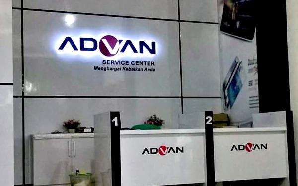Alamat Service Center Advan