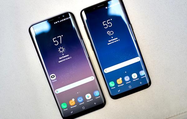 Pre order Samsung Galaxy S8 dan S8 Plus