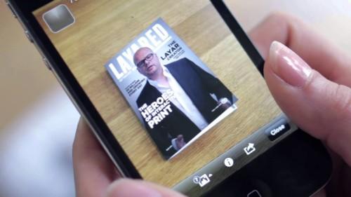 Aplikasi Android Augmented Reality Layar