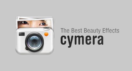 Aplikasi Kamera Bokeh di Android Cymera