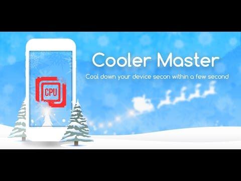 Aplikasi Pendingin Android Cool Master