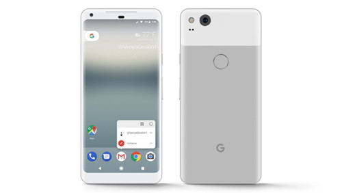 Smartphone Android Keluaran Terbaru Google Pixel 2 XL