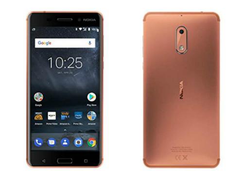 Smartphone Android Keluaran Terbaru Nokia 6