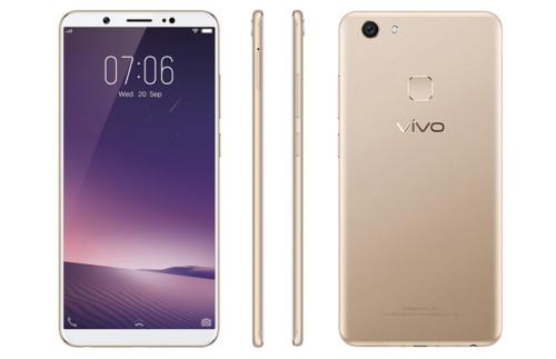Smartphone Android Keluaran Terbaru Vivo V7 Plus