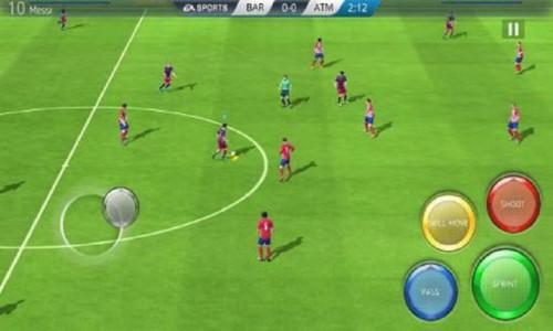 Game Sepak Bola Android Terbaik FIFA 17