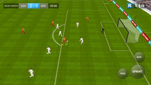 Game Sepak Bola Android Terbaik Real Football