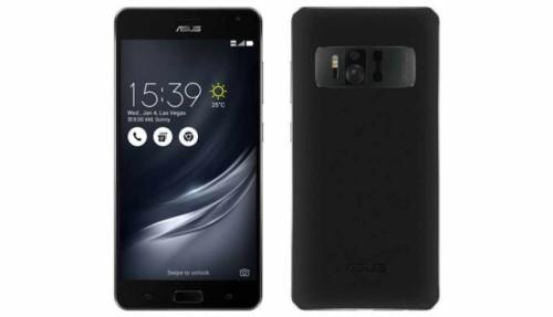 Smartphone Android dengan RAM 8 GB Asus Zenfone AR