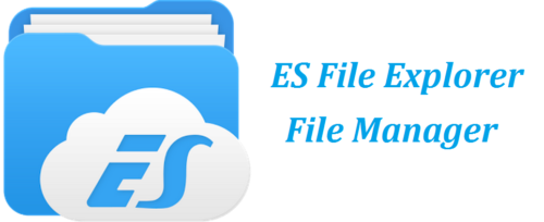 Aplikasi Recycle Bin Android ES File Explorer