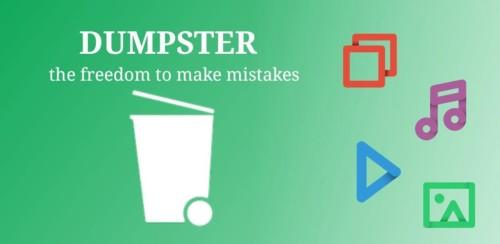 Aplikasi Recycle Bin Dumpster